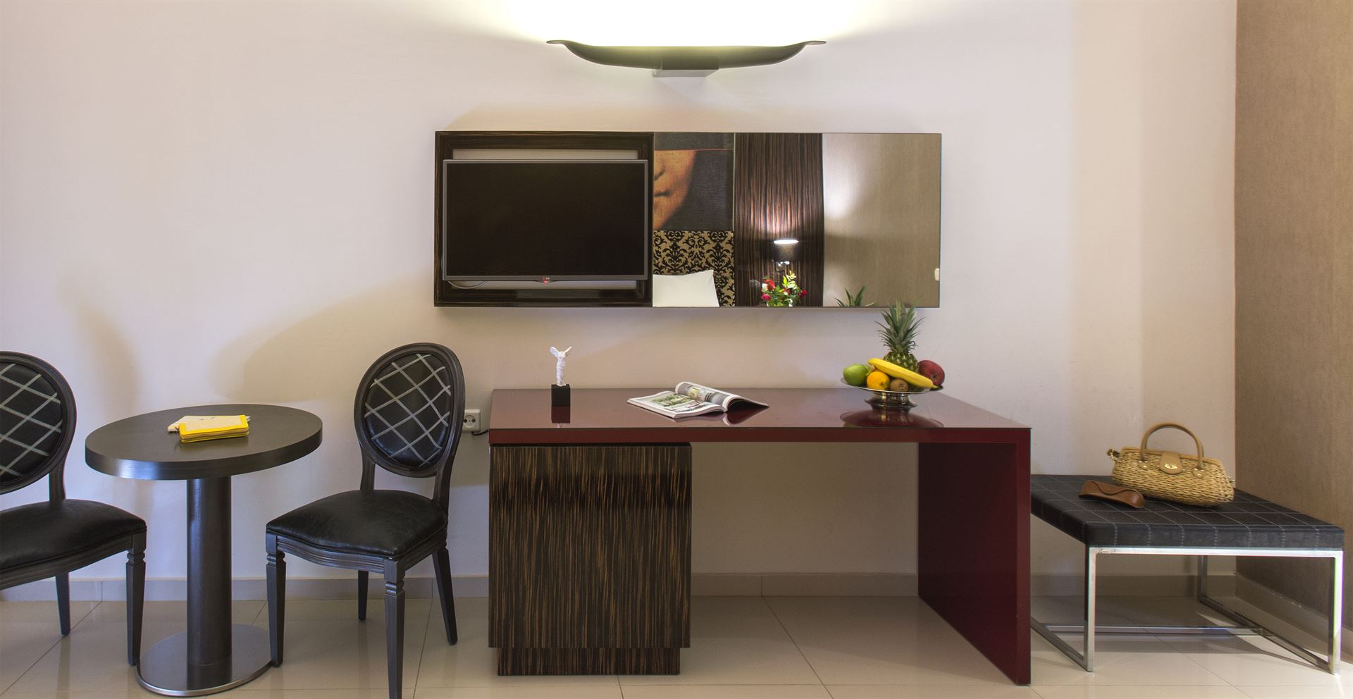 Olympion Sunset Hotel: Deluxe Room