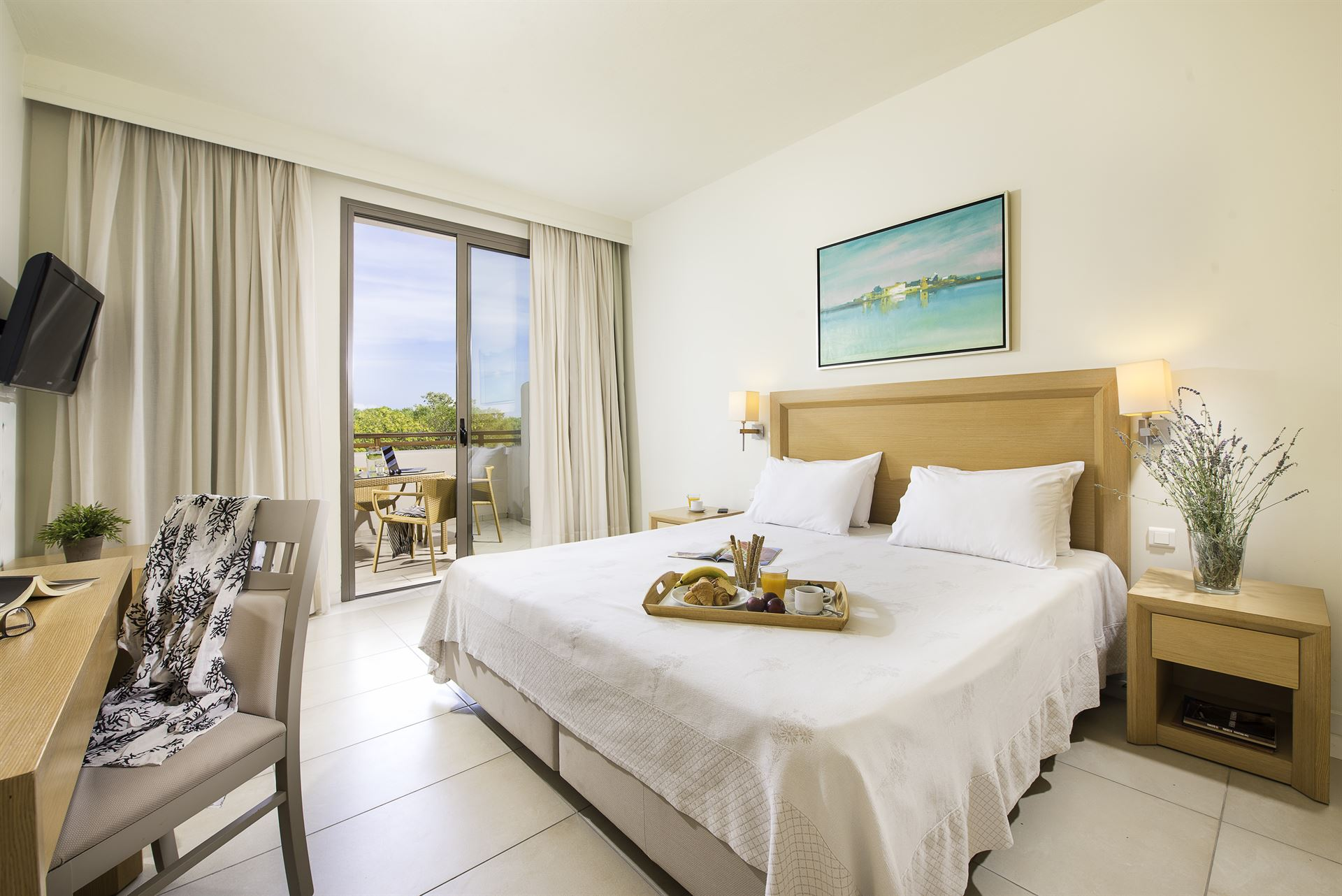 Kassandra Palace Hotel & Spa : Deluxe Suite GV