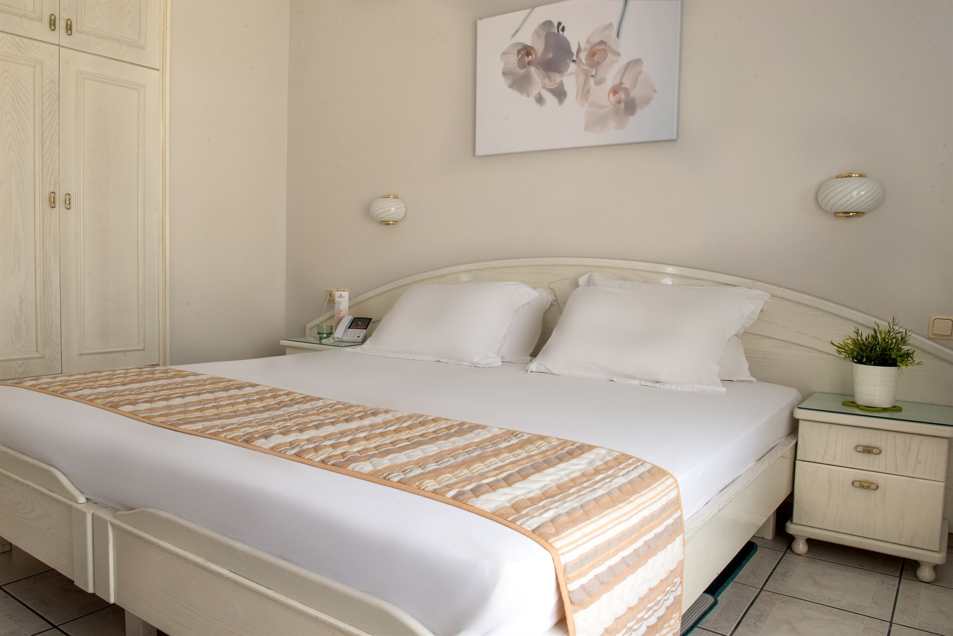 Strass Hotel: Double