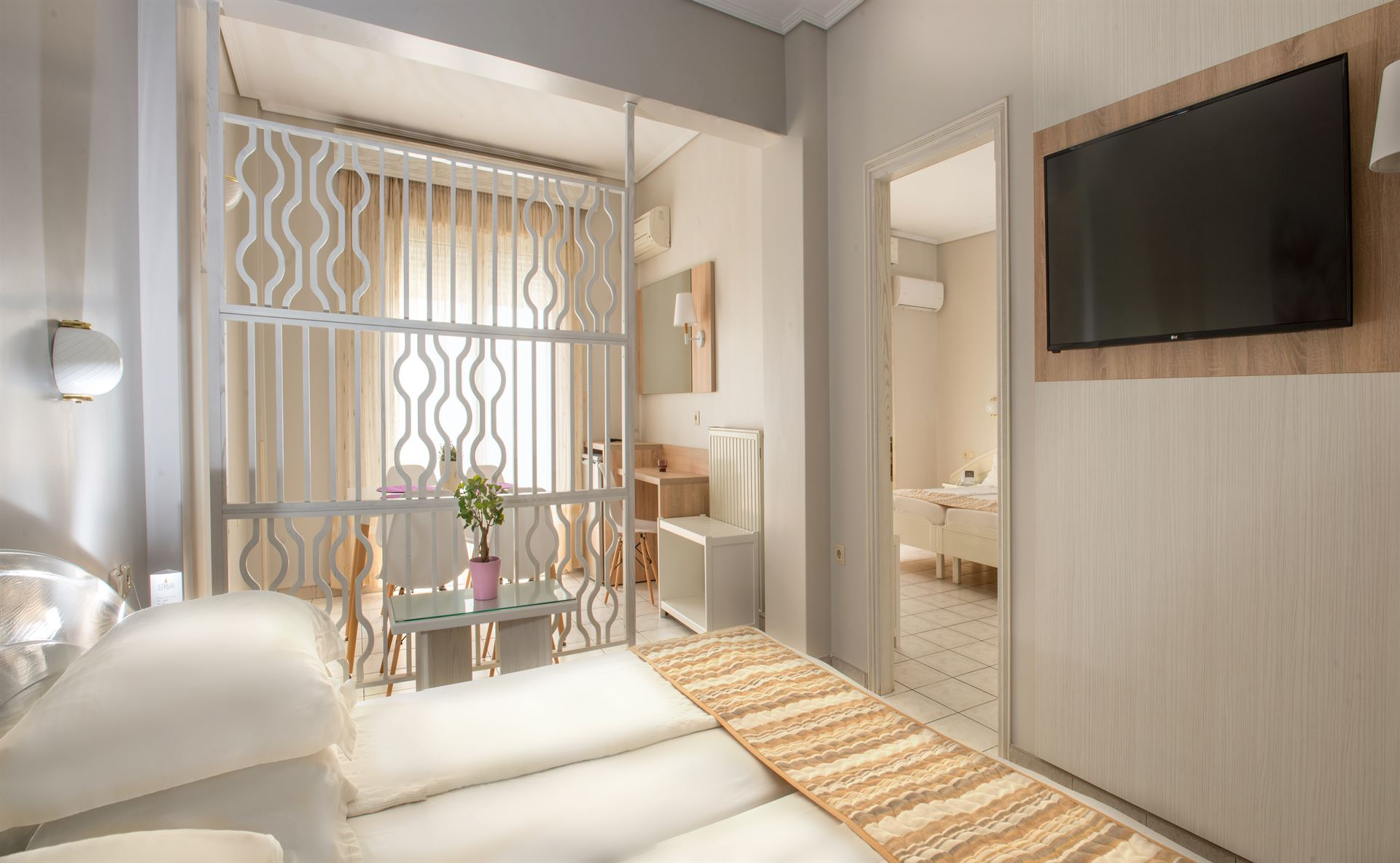 Strass Hotel: Family 2 Rooms