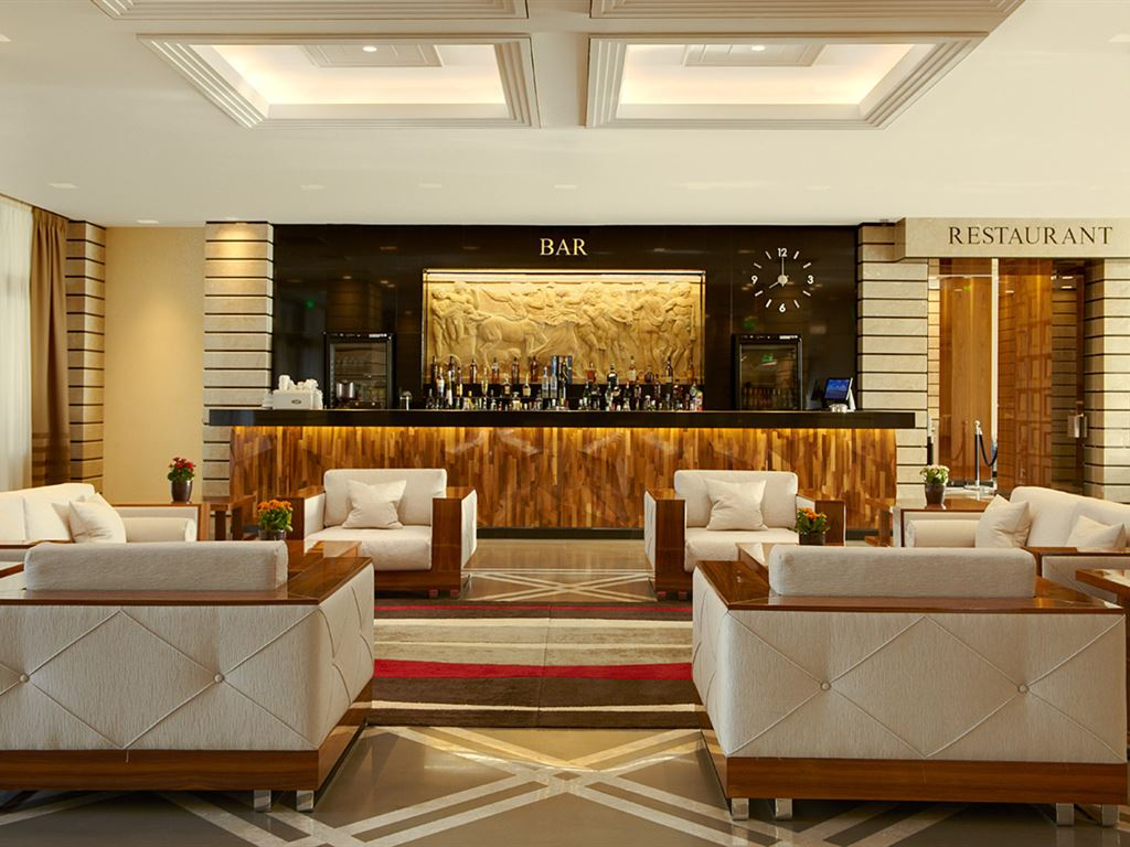Pomegranate Wellness Spa Hotel: Artemis Main Bar