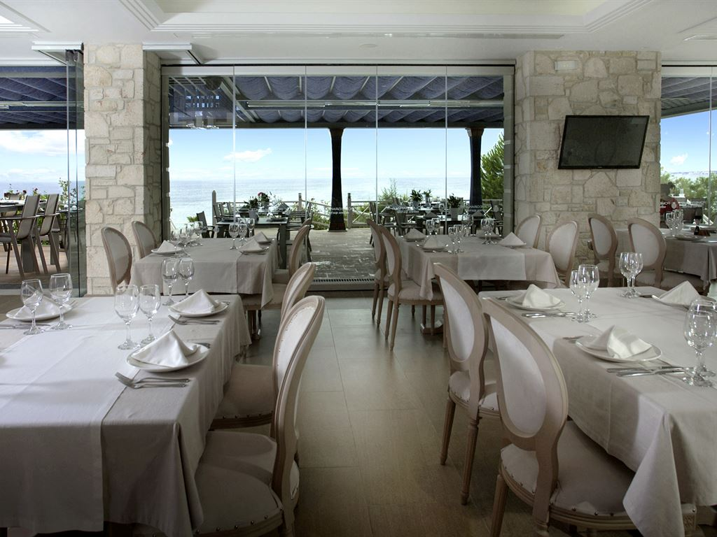 Pomegranate Wellness Spa Hotel: Poseidon Restaurant