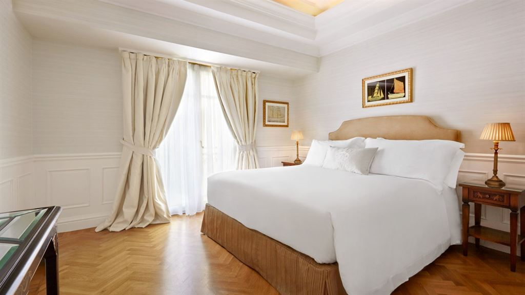King George, A Luxury Collection Hotel, Athens: Deluxe Suite