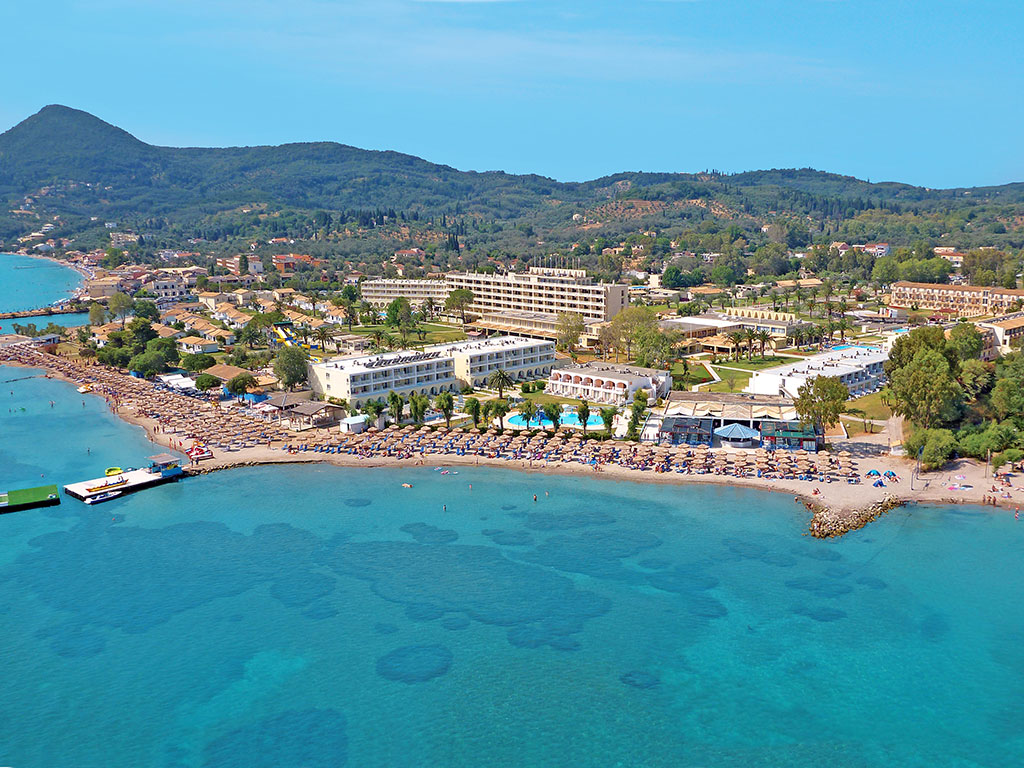 Messonghi Beach Resort: Aerial-main-photo