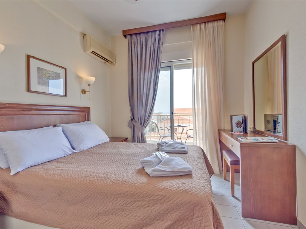 Alkyonis Hotel: Double Room