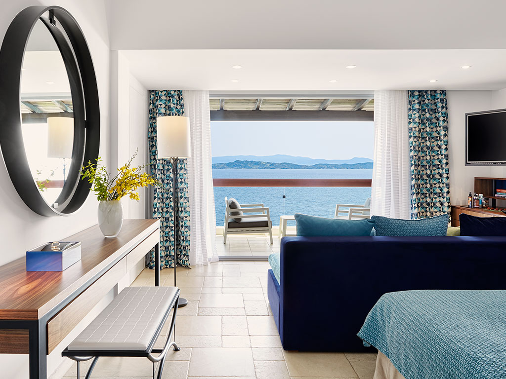 Eagles Palace Hotel: Junior Suite SF