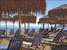 Messonghi Beach Resort: Beach Area
